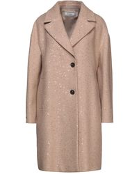 Cappellini By Peserico Coat - Natural