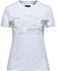 Superdry T-shirt - Blanc