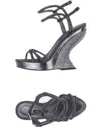 Alberto Venturini - Sandals - Lyst