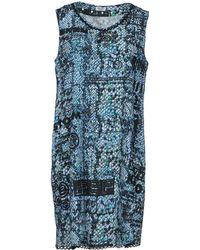 KENZO - Short Dresses - Lyst