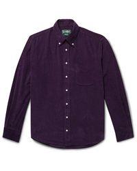 Gitman Vintage Chemise - Violet