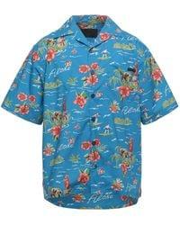 Prada Camisa - Azul