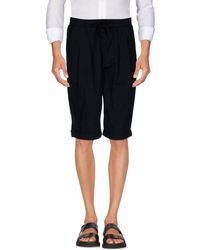 Suit Bermuda - Noir