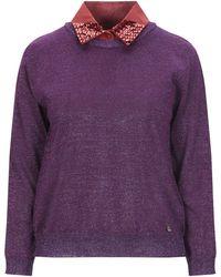 Annarita N. Sweater - Purple