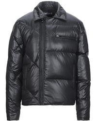 Just Cavalli Down Jacket - Black