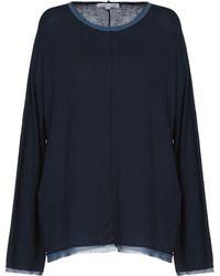 Shirt C-zero Sweater - Blue