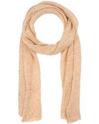 Versace Jeans Couture Oblong Scarf - Natural