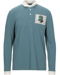 Kent & Curwen Polo Shirt - Blue