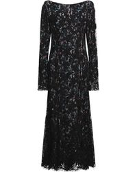 Olivier Theyskens Long Dress - Black