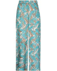 Momoní Casual Trousers - Blue