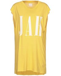 ATM ALCHEMIST T-shirt - Yellow