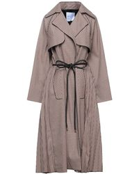 Beatrice B. Overcoat - Natural