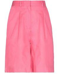 Pepe Jeans Shorts & Bermuda Shorts - Pink