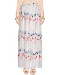 Jeremy Scott - 3/4 Length Skirt - Lyst