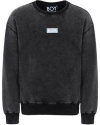 BOY London - Sweat-shirt - Lyst