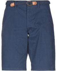 Only & Sons Bermuda Shorts - Blue