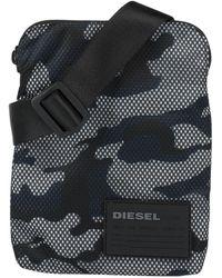 DIESEL Cross-body Bag - Black