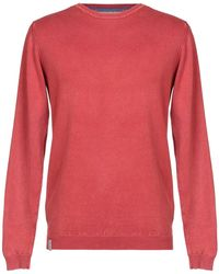 Fred Mello Jumper - Red