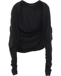 Masnada Shrug - Black