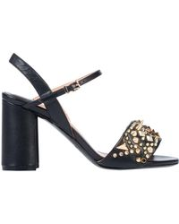 The Seller Sandals - Black