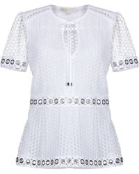 MICHAEL Michael Kors Blouse - White