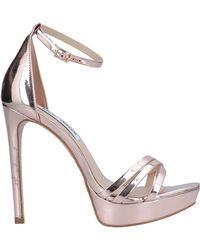 ca29abe7f16 Lyst - Women s Steve Madden Sandal heels Online Sale