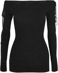ADEAM Sweater - Black