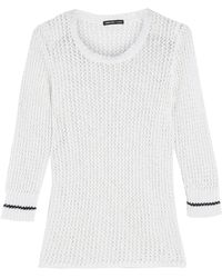James Perse Sweater - White