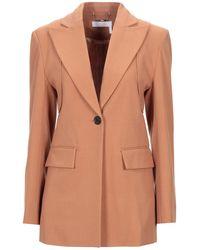 Chloé Suit Jacket - Natural