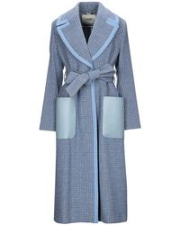 Fendi Coat - Blue