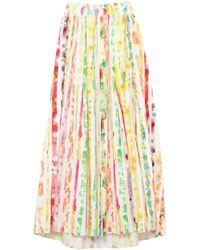 Rosie Assoulin Long Skirt - White