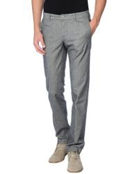 Berry & Brian - Casual Pants - Lyst