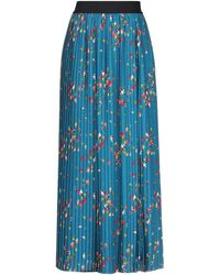 Trussardi Long Skirt - Blue