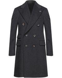 Gabriele Pasini Coat - Black