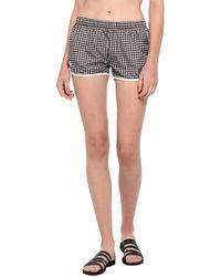Sundek Pantalones de playa - Negro