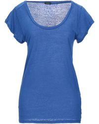 Zanone T-shirt - Blue
