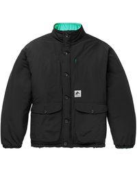 Flagstuff Down Jacket - Black