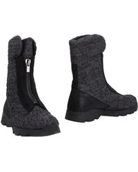 Pinko Ankle Boots - Black