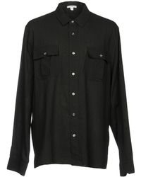 James Perse - Shirt - Lyst
