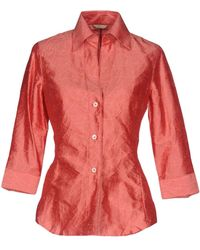 Caliban Shirt - Red