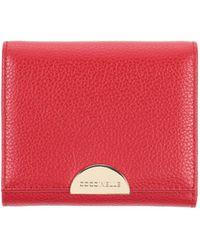 Coccinelle Brieftasche - Rot
