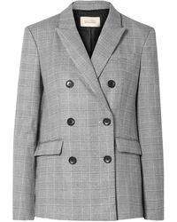 Equipment Suit Jacket - Grey