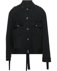 Song For The Mute Camisa - Negro