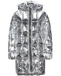 Ienki Ienki Down Jacket - Metallic