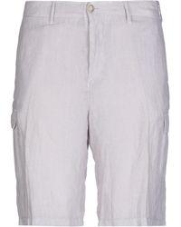 Fedeli Shorts & Bermuda Shorts - Purple