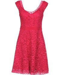 reputable site e05e8 799ea Vestito corto - Rosso
