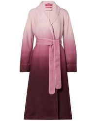 F.R.S For Restless Sleepers Overcoat - Pink