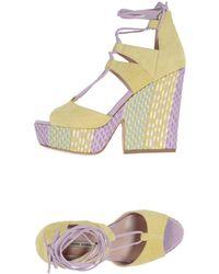 Gianni Marra | Sandals | Lyst