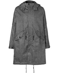 Oliver Spencer - Overcoats - Lyst