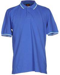 Sundek Polo Shirt - Blue